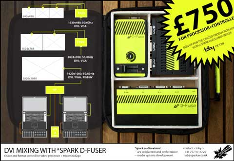 spark-dvimixer