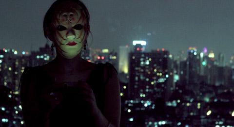 bangkok batgirl