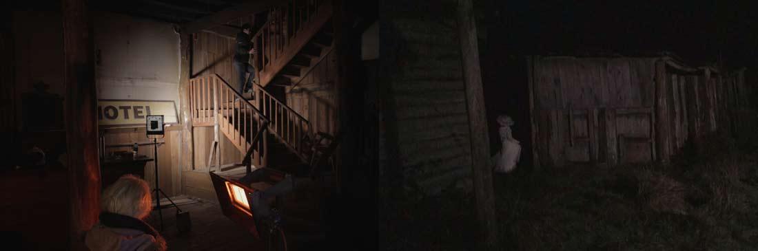 TZU beautiful colonial ghost music video